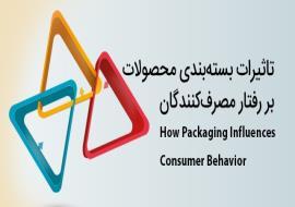 بررسی کاربرد نسبت طلایی در بستهبندی محصولات و تأثیر آن بر رفتار خرید مصرف کنندگان